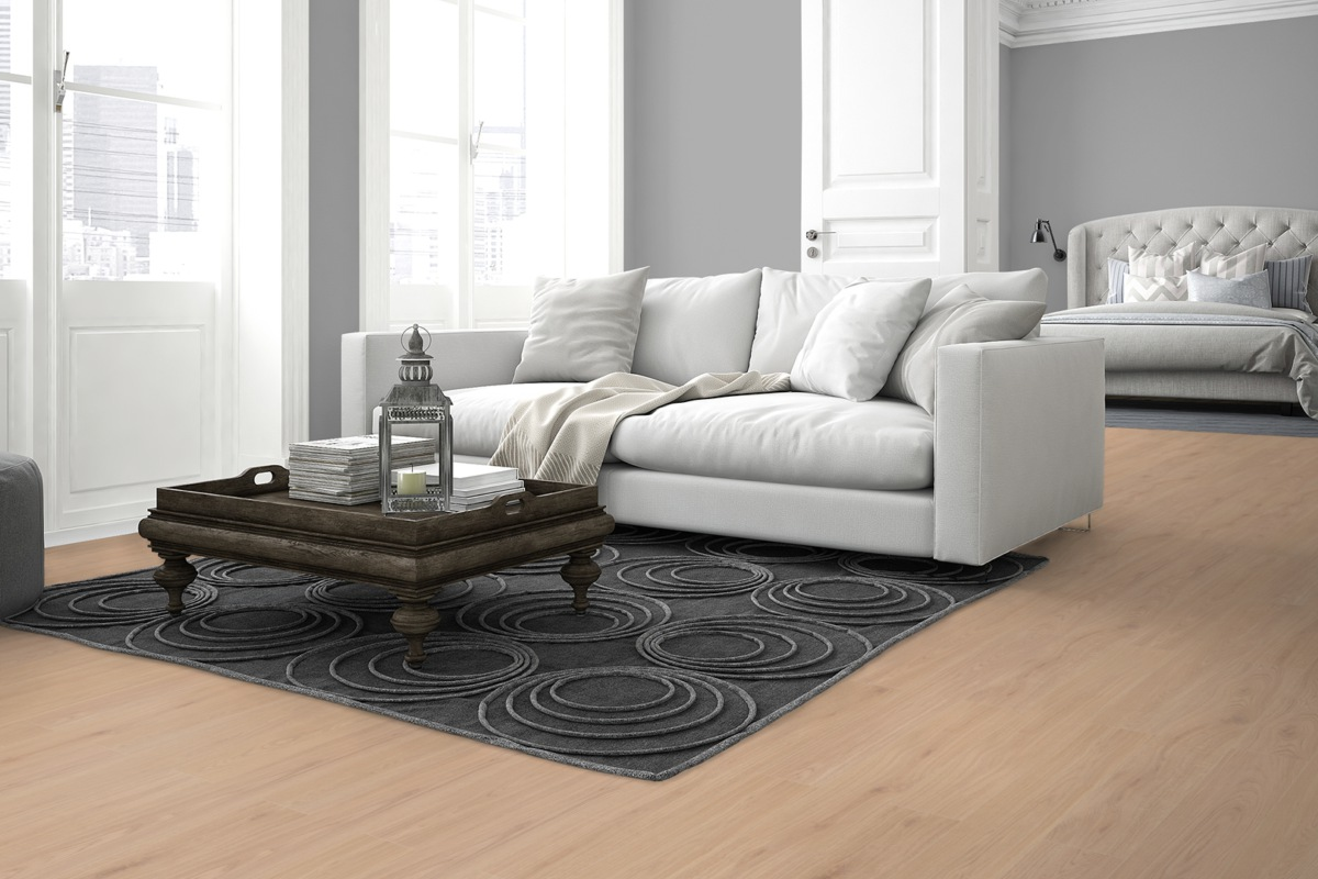 Vinylboden Saint Barbe 1290x173x4 mm