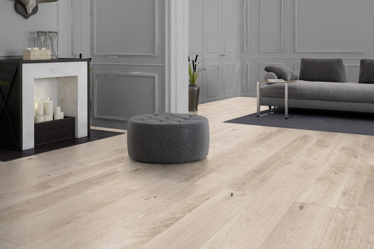 NEO 2.0 Designboden Landhausdiele XL Grainted Oak PVC-frei 4,5 mm